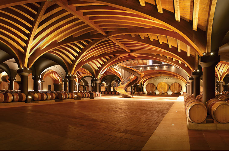 canti wine cellar